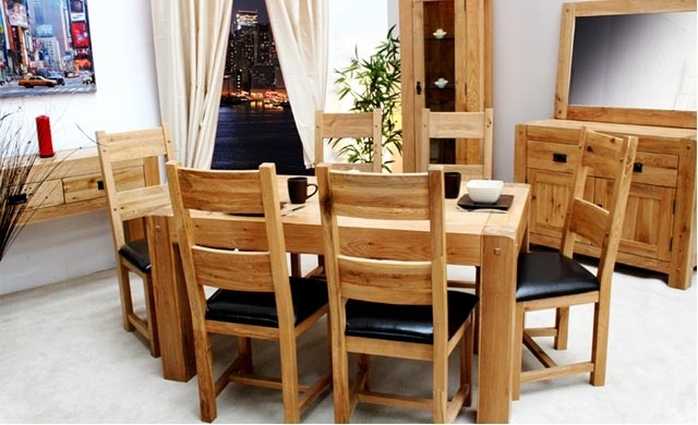 Portland Dining Table And Chairs | Classical Decor Furniture Showrooms Throughout Portland Dining Tables (View 2 of 25)
