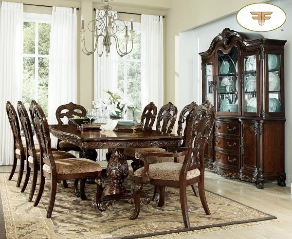 Portland Dining Table – Furtado Furniture Inside Portland Dining Tables (Image 16 of 25)