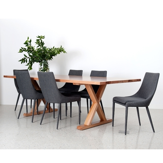 Portland Dining Table - Oliver Birch Furniture intended for Portland Dining Tables