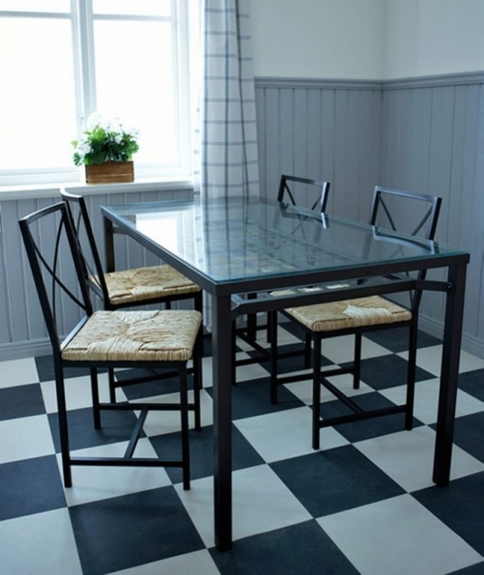 Post Taged With Ikea Round Glass Top Dining Table — Regarding Ikea Round Glass Top Dining Tables (Image 22 of 25)