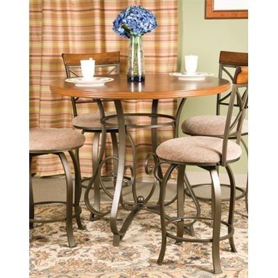 Powell Company Hamilton 697 441 Dining Table Pertaining To Hamilton Dining Tables (Image 21 of 25)