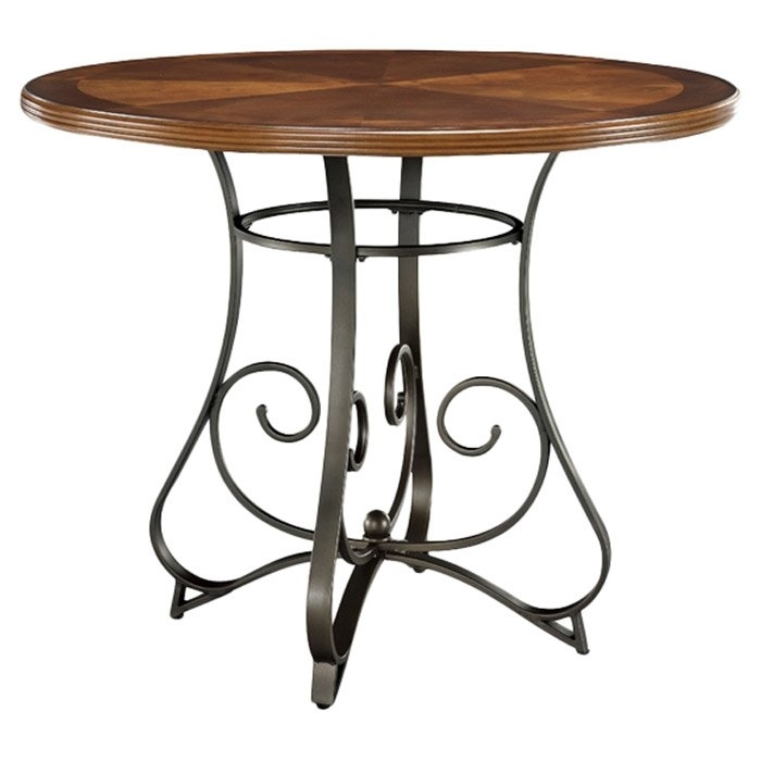Powell Hamilton Counter Height Dining Table & Reviews | Wayfair Throughout Hamilton Dining Tables (Image 22 of 25)
