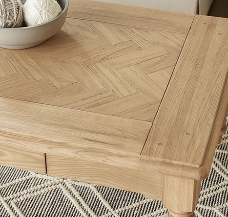 Prairie Coffee Table – Magnolia Home In Magnolia Home Prairie Dining Tables (View 13 of 25)