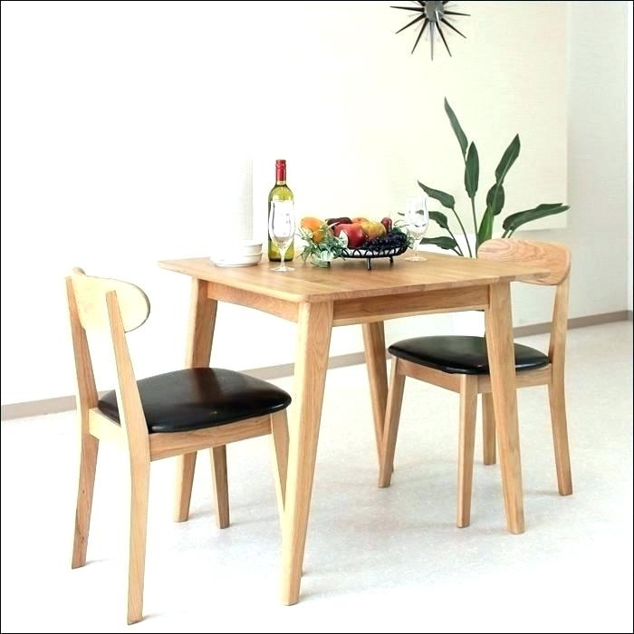 Precious Dining Room Sets For 2 – Dining Room Design Ideas For Dining Table Sets For (View 21 of 25)