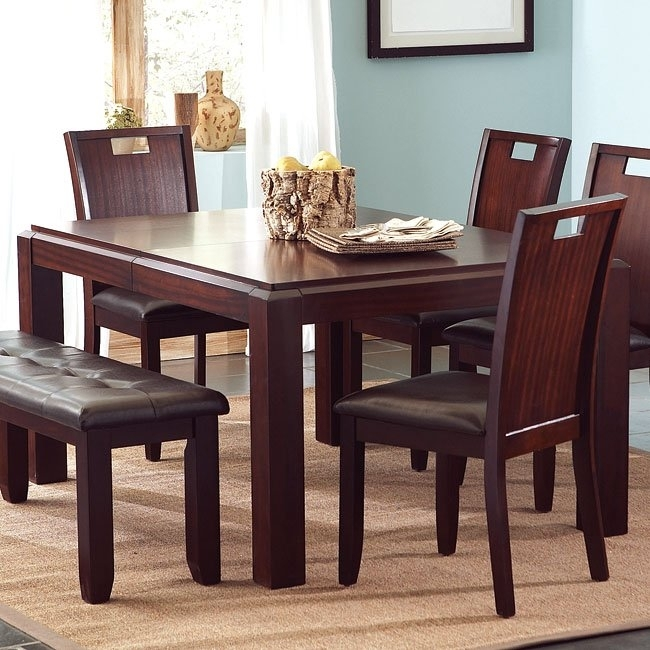 Prewitt Dining Table Coaster Furniture | Furniture Cart Pertaining To Teagan Extension Dining Tables (Image 23 of 25)