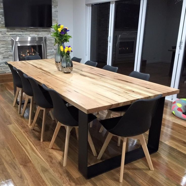 Prodigious Oak Dining Tables For Your Home – Bellissimainteriors Regarding Oak Dining Tables (View 6 of 25)