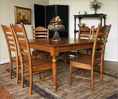 Provence French Shabby Chic Furniture Dining Table – French Country Intended For Mayfair Dining Tables (Image 23 of 25)