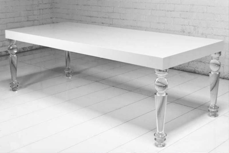Quality Design Acrylic Dining Table Referencesjayne Atkinson Homes For Acrylic Dining Tables (Image 22 of 25)