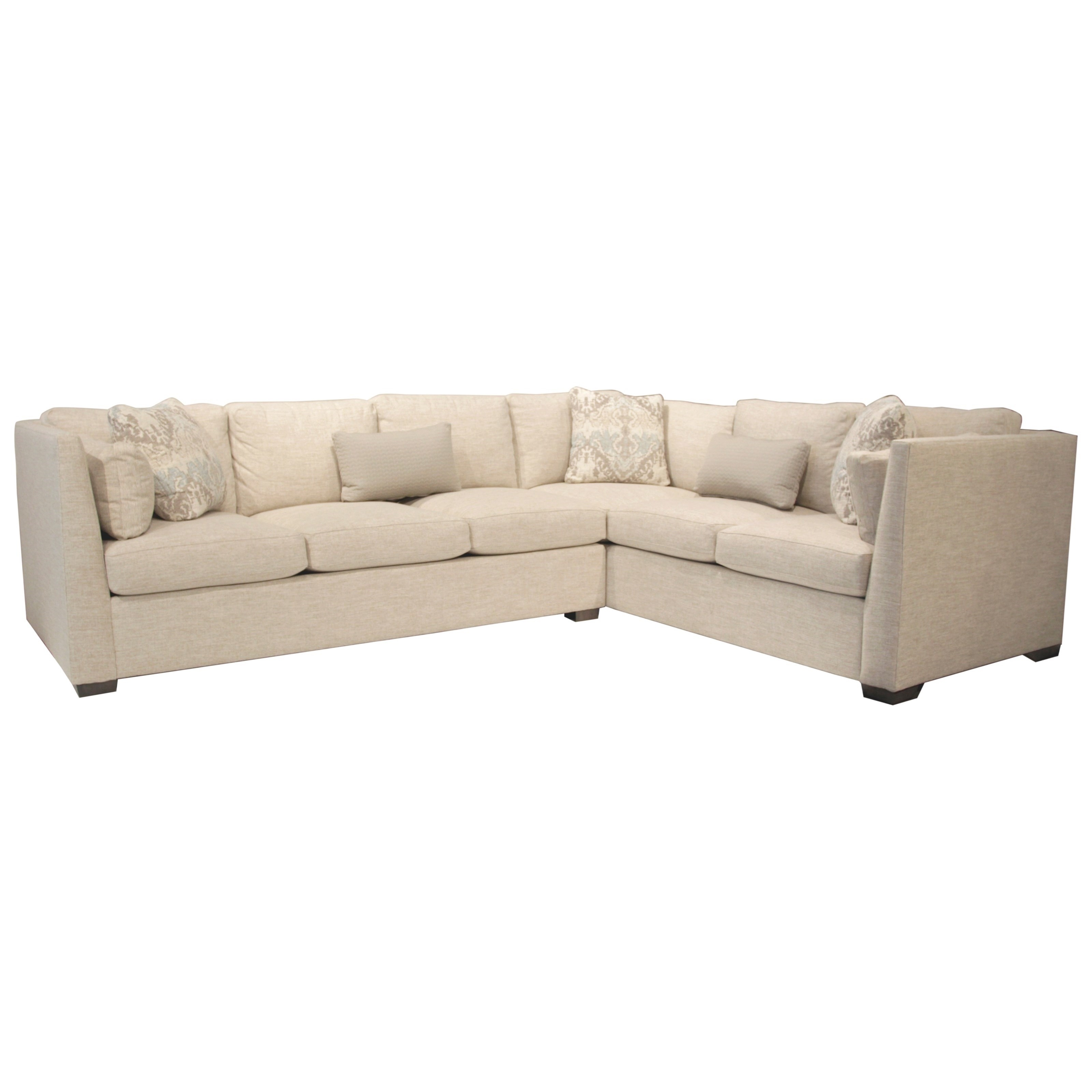 Rachael Ray Homecraftmaster Rr760100 Contemporary Two Piece Regarding Tatum Dark Grey 2 Piece Sectionals With Laf Chaise (Image 14 of 25)