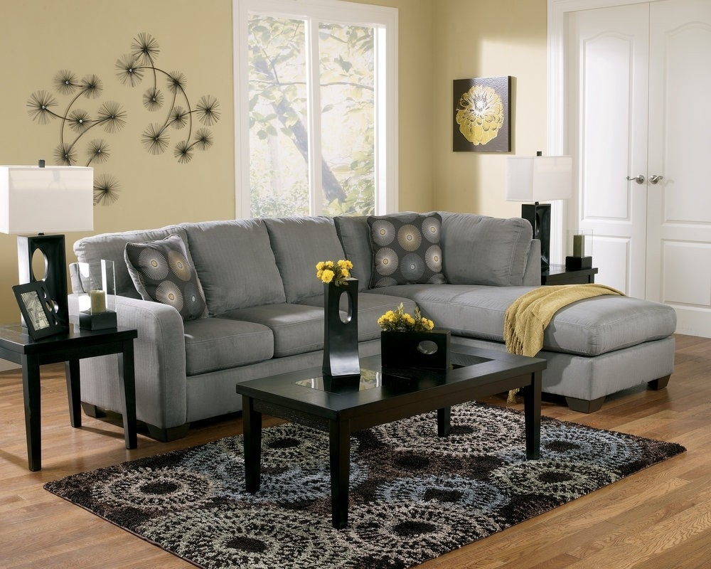Raf Chaise Laf Sofa | Baci Living Room Regarding Mcdade Graphite 2 Piece Sectionals With Raf Chaise (Image 16 of 25)