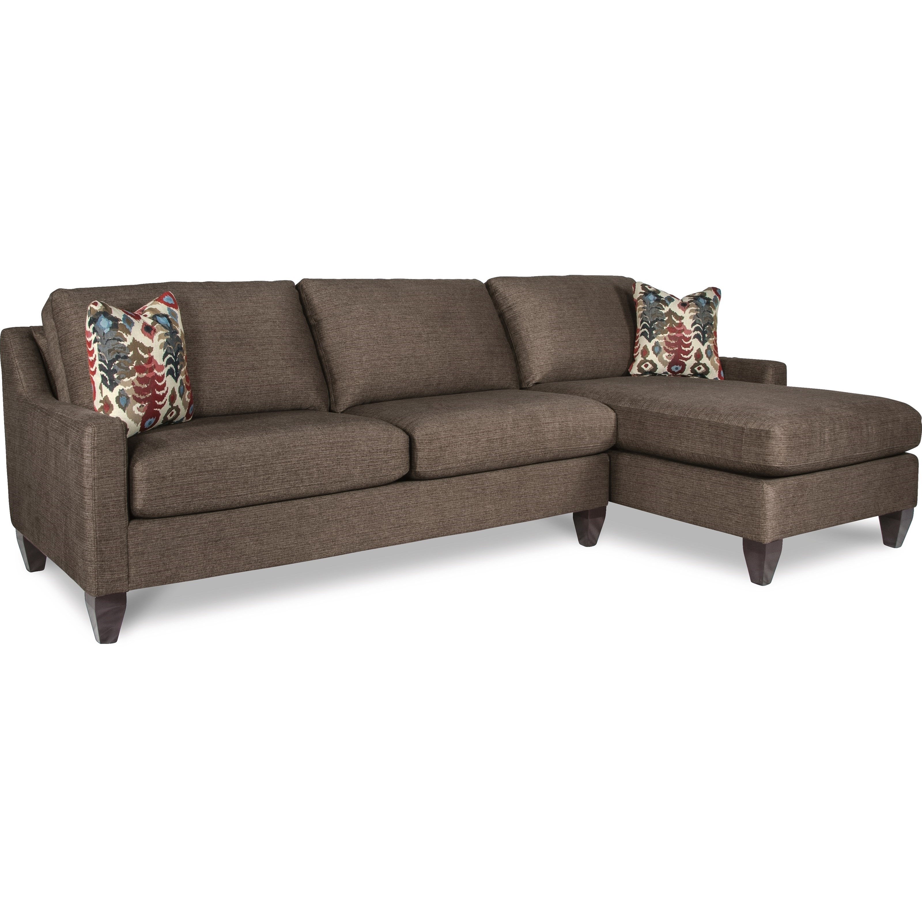 Raf Chaise Laf Sofa | Baci Living Room Regarding Mcdade Graphite 2 Piece Sectionals With Raf Chaise (Image 15 of 25)