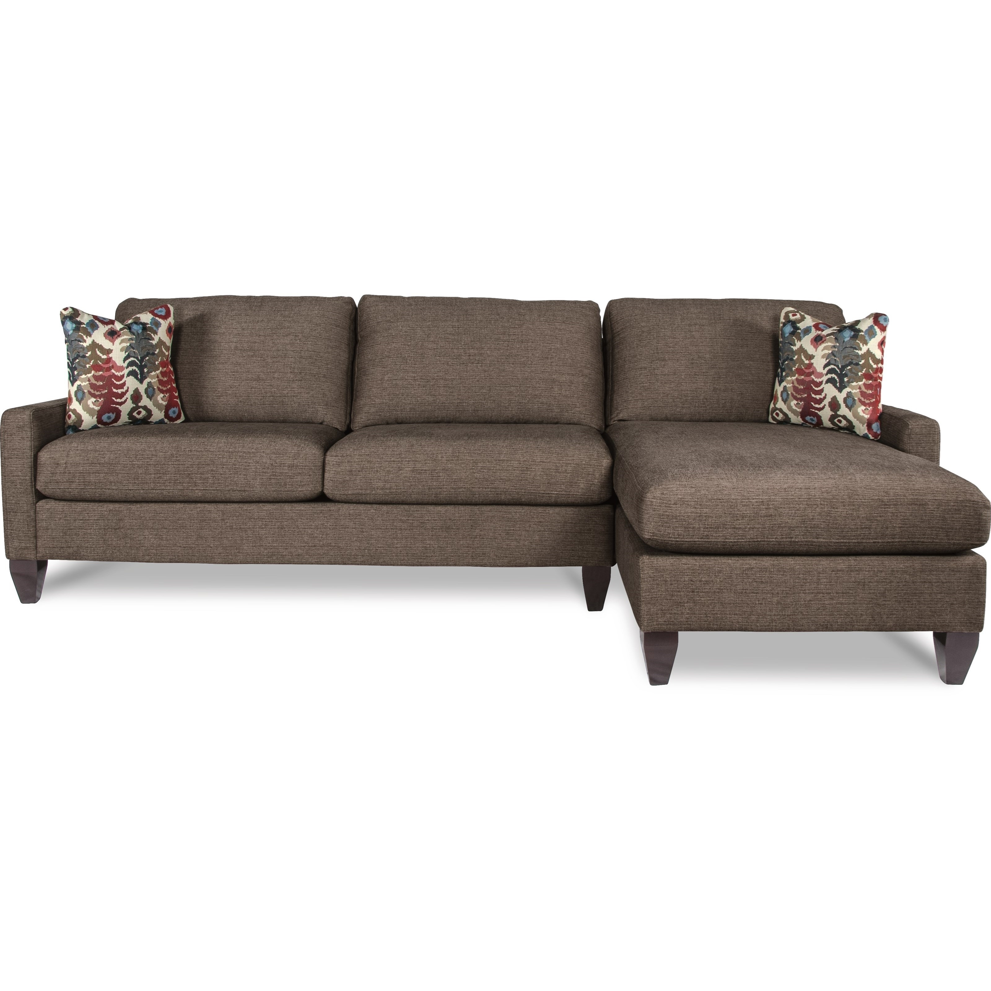 Raf Chaise Laf Sofa | Baci Living Room Within Mcdade Graphite 2 Piece Sectionals With Raf Chaise (Image 19 of 25)