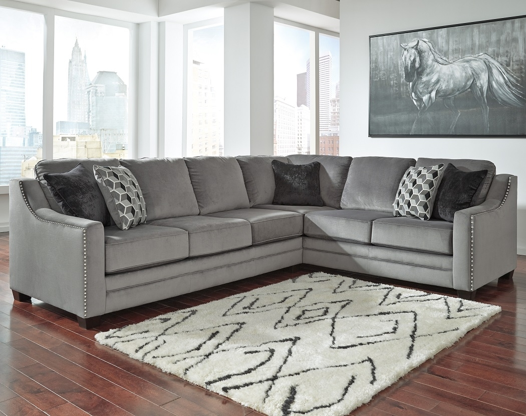 Raf Tux Sofa | Baci Living Room With Regard To Harper Foam 3 Piece Sectionals With Raf Chaise (Image 17 of 25)