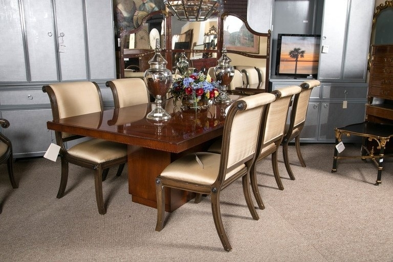 Ralph Lauren Palaical Modern Hollywood Dining Table At 1Stdibs Throughout Laurent Round Dining Tables (View 15 of 25)