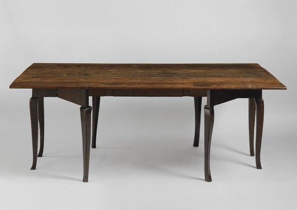 Rare Large Georgian Cabriole Leg Twin Drop Leaf Dining Table In Cheap Drop Leaf Dining Tables (Image 20 of 25)
