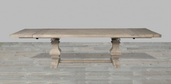 Reclaimed Dining Tables, Buy Reclaimed Dining Tables – Silver Coast With Extending Rectangular Dining Tables (Image 19 of 25)