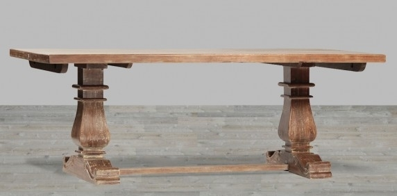 Reclaimed Dining Tables, Buy Reclaimed Dining Tables – Silver Coast With Regard To 87 Inch Dining Tables (Image 18 of 25)