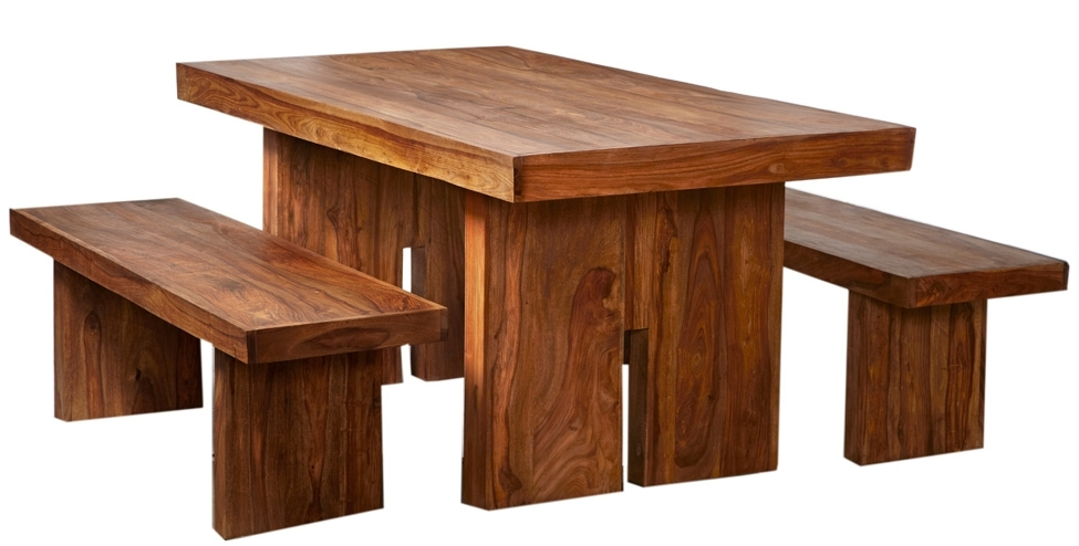 Reclaimed Indian Wood Dining Room Furniture – Buy Online – Uk Within Indian Wood Dining Tables (View 17 of 25)