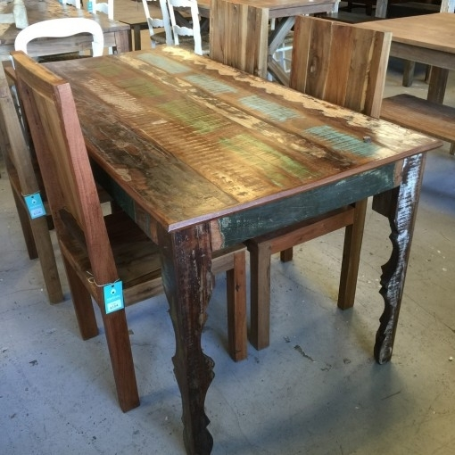 Featured Image of Cheap Reclaimed Wood Dining Tables
