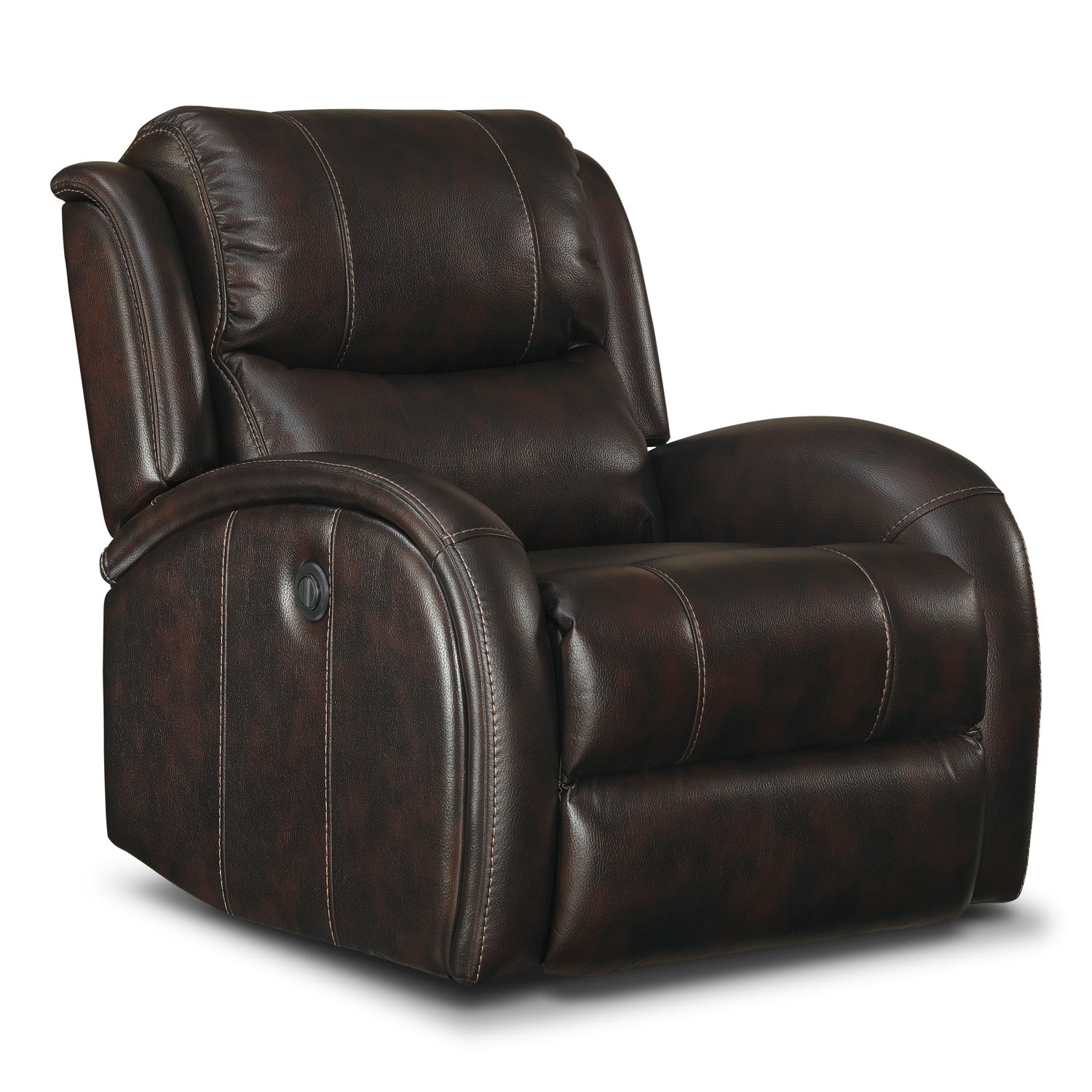 Recliners & Rockers | Value City Furniture | Value City Furniture With Denali Light Grey 6 Piece Reclining Sectionals With 2 Power Headrests (Image 22 of 25)