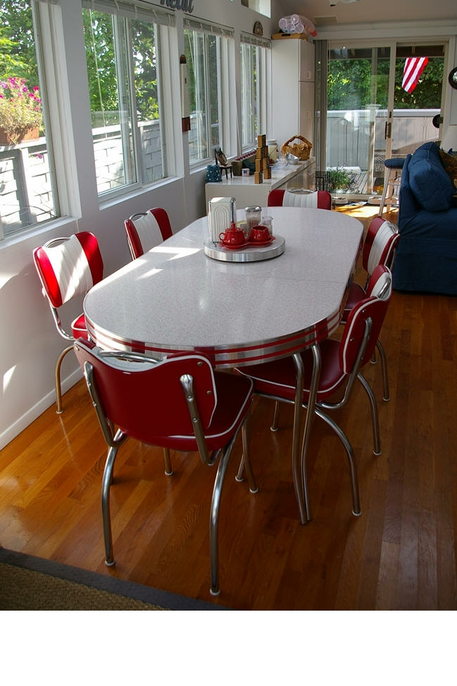 Resnick's Retro Table And Chairs | Retro Design | Pinterest | Retro For Retro Dining Tables (Image 12 of 25)