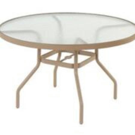 Resort Contract Acrylic Round Dining Table – Pool Furniture | Ding Within Round Acrylic Dining Tables (View 17 of 25)