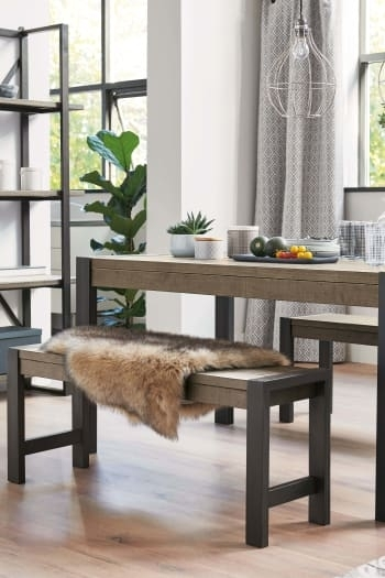 Results For Next Hudson Dining Table Bench | Bullring Within Next Hudson Dining Tables (Image 25 of 25)