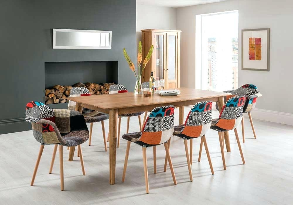 Retro Dining Table Wood : Ugarelay – Very Fashionable Retro Dining Table Within Retro Dining Tables (Image 19 of 25)