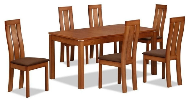 Review Channel: Dining Table And Chairs With Regard To Dining Tables Chairs (Image 20 of 25)