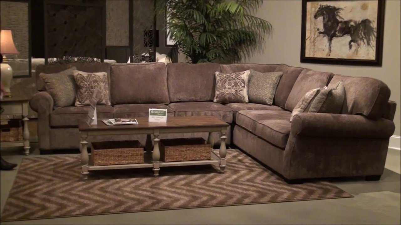 Rio Grande Sectional Sofafairmont Designs – Youtube In Elm Grande Ii 2 Piece Sectionals (Image 23 of 25)