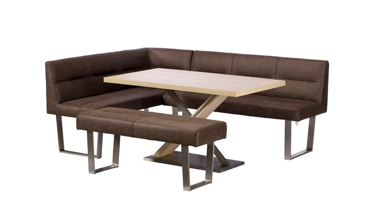 Riviera Rhf Corner Dining Set – Scs Throughout Scs Dining Tables (Image 13 of 25)