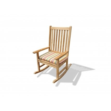 Rocking Chairs – Chairs Loungers For Valencia 3 Piece Counter Sets With Bench (View 7 of 25)