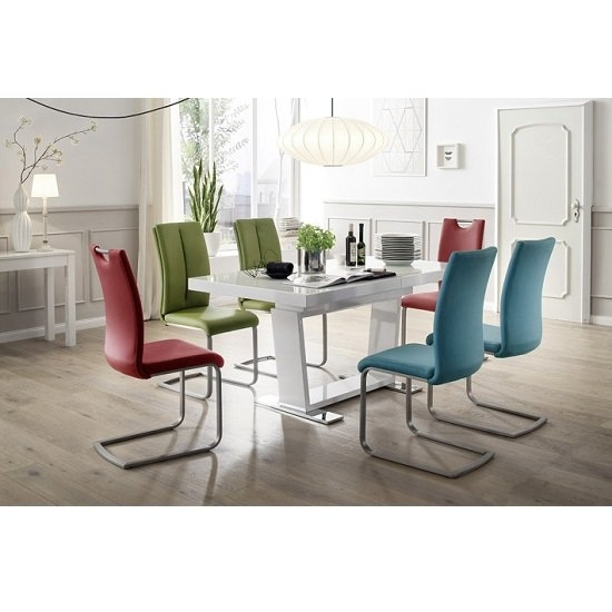 Roma Dining Table And Chair Set & Royalcraft Roma Grey Rattan 6 Seat Within Roma Dining Tables (Image 17 of 25)
