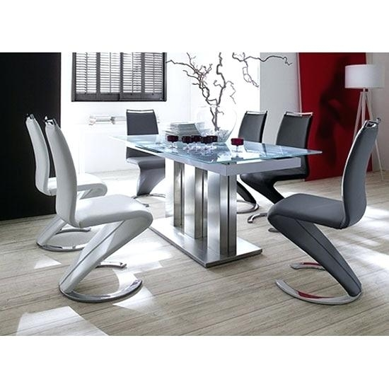 Round 6 Seater Dining Table 6 Seat Table Round 6 Seat Dining Table 6 Intended For 6 Seater Glass Dining Table Sets (Image 22 of 25)