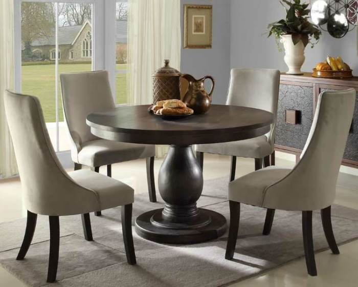 Round Country Kitchen Tables. Kitchen Design (View 23 of 25)