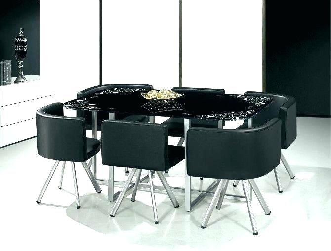Round Dining Room Sets For 6 – Linkafx In Glass Dining Tables And 6 Chairs (Image 22 of 25)