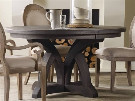 Round Dining Room Tables & Round Kitchen Tables For Sale Intended For Valencia 5 Piece 60 Inch Round Dining Sets (Image 14 of 25)