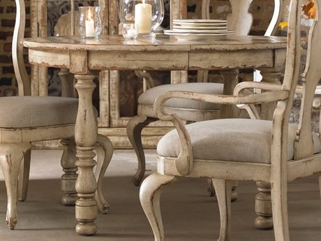 Round Dining Room Tables & Round Kitchen Tables For Sale Regarding Valencia 5 Piece 60 Inch Round Dining Sets (Image 15 of 25)