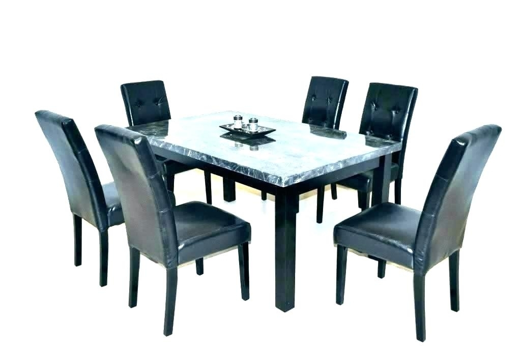 Round Dining Sets For 6 – Mrmead In 6 Seat Dining Table Sets (Image 22 of 25)