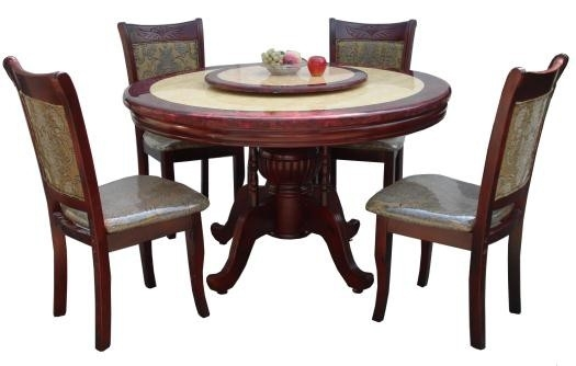 Round Dining Table 6 Seater Elegant Antique Furniture Warehouse For Round 6 Seater Dining Tables (Image 19 of 25)