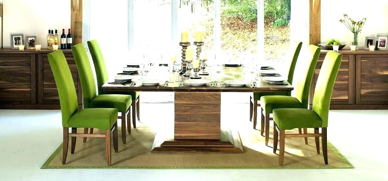 Round Dining Table 8 Chairs Round Dining Room Tables For 8 Dining throughout 8 Seater Dining Tables And Chairs