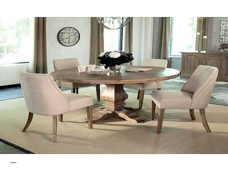 Round Dining Table And 8 Chairs Round Dining Room Table Seats 8 New Regarding Dining Tables And 8 Chairs For Sale (Image 24 of 25)