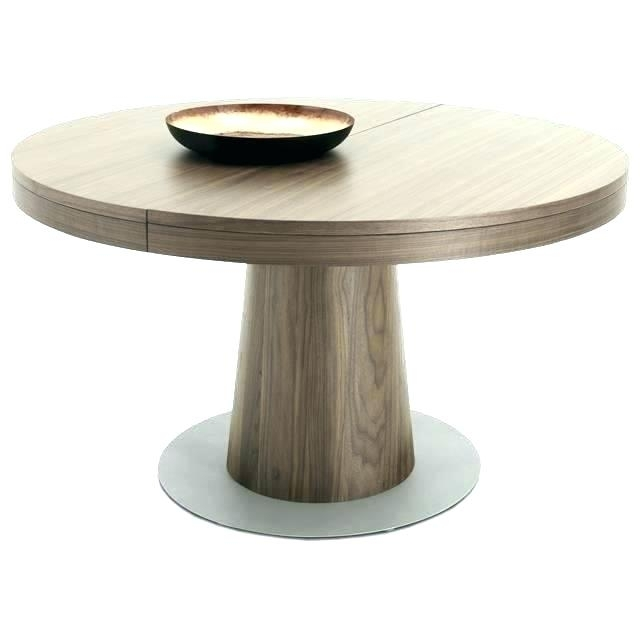 Round Dining Tables With Extensions – Everesttrekking Within Round Extending Dining Tables (Image 17 of 25)