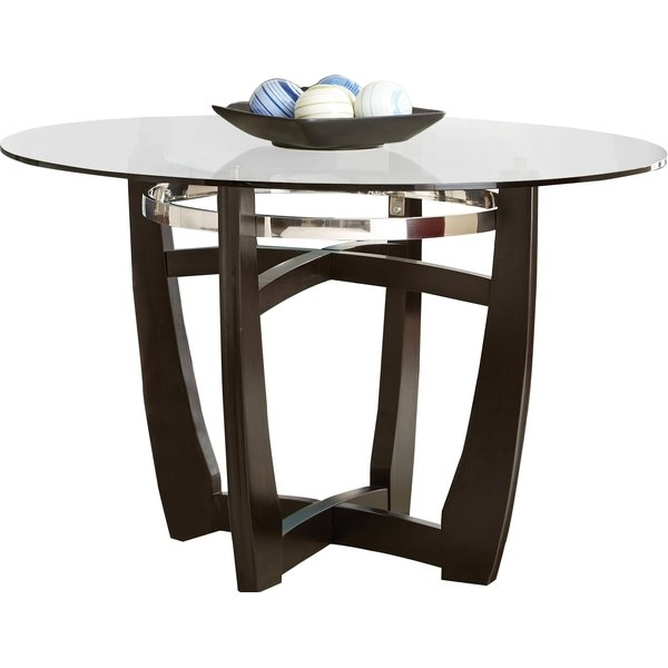 Round Dining Tables You'll Love | Wayfair (View 23 of 25)