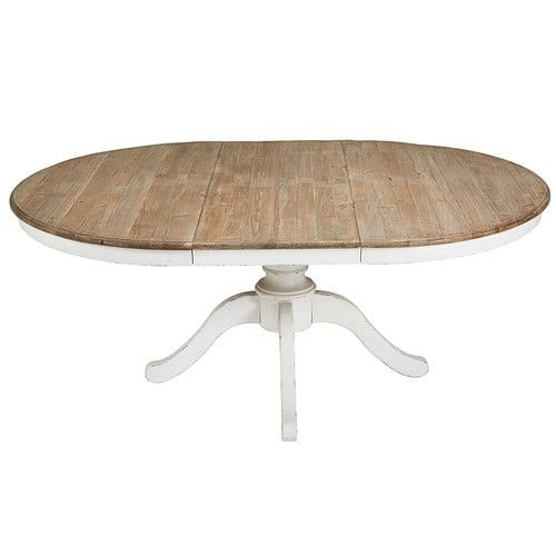 Round Extendable Dining Table L 140Cm | My Beach House | Pinterest With Round Extendable Dining Tables (View 14 of 25)