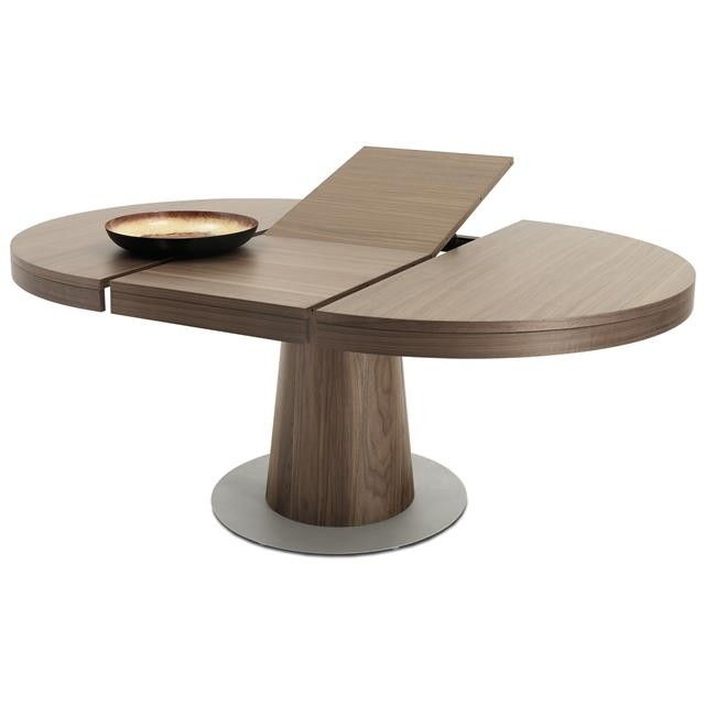 Round Extendable Dining Table Modern – Round Extendable Dining Table With Round Extendable Dining Tables (Image 18 of 25)