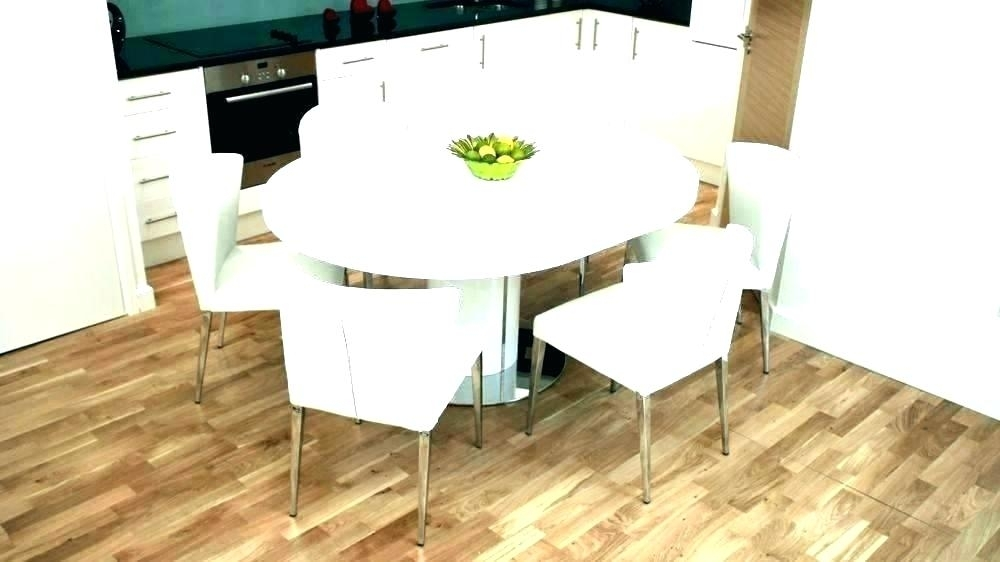 Round Extending Dining Table Innovative Round Extending Dining Within Extendable Dining Table And 6 Chairs (Image 23 of 25)