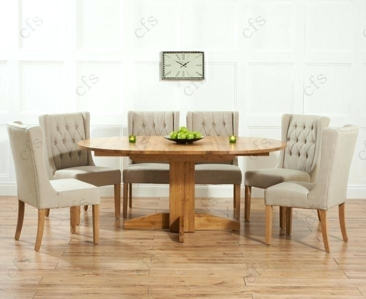 Round Extending Dining Table Sets – Activeescapes Pertaining To Extending Dining Tables Set (Image 21 of 25)