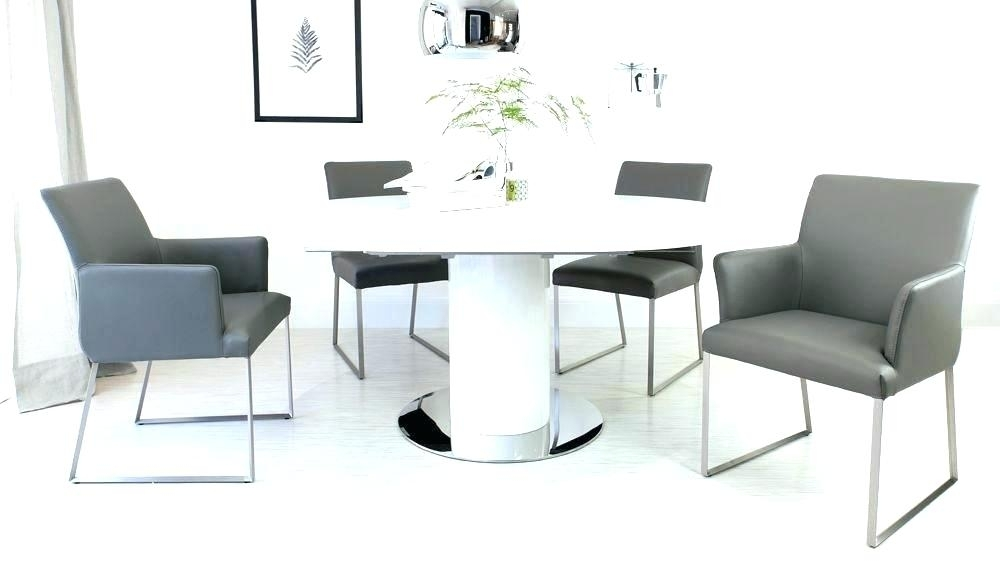 Round Extending Dining Table Sets Cheap Extendable Table And Chairs Regarding Round Extending Dining Tables Sets (View 22 of 25)