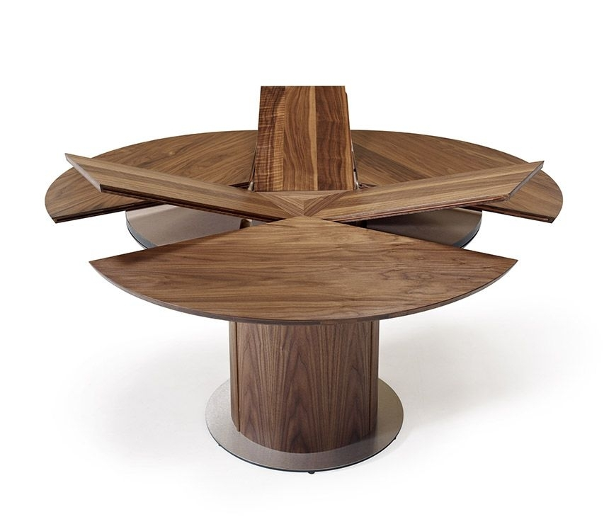 Round Extending Dining Table Sets Round Table Furniture Round In Extendable Round Dining Tables Sets (Image 24 of 25)